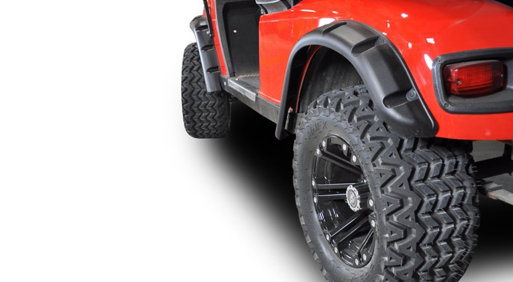 Image of the fender flares accessory.