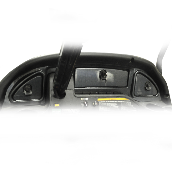 Image of the Carbon Fiber Dash accessory.
