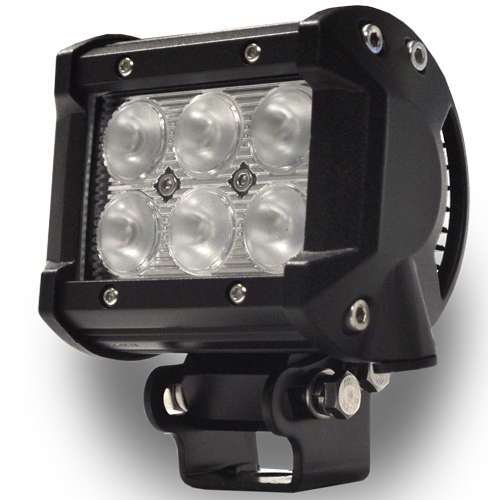 Image of the 4in LED lights accessory.