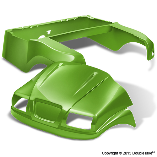 Image of the Phantom Green accessory.