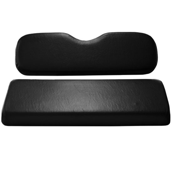 Image of the Black Rear Cushion accessory.