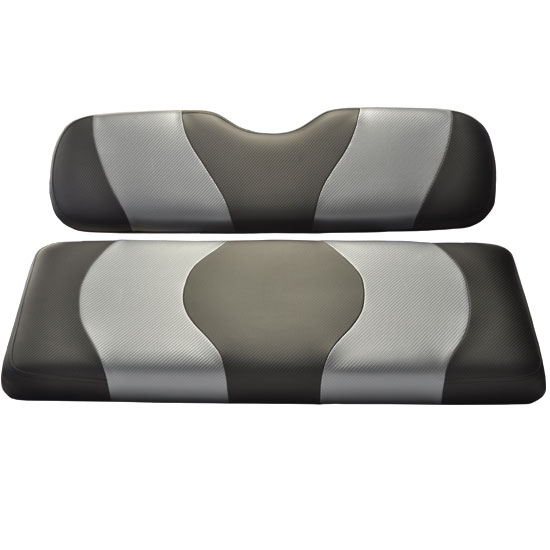Image of the WAVE Carbon Seat Covers accessory.