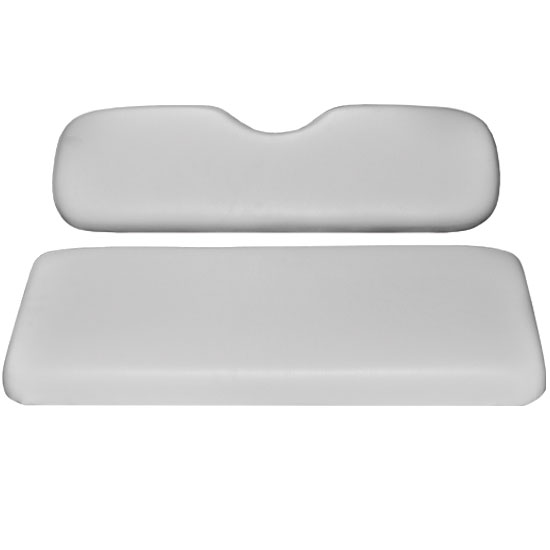 Image of the White Rear Cushion accessory.
